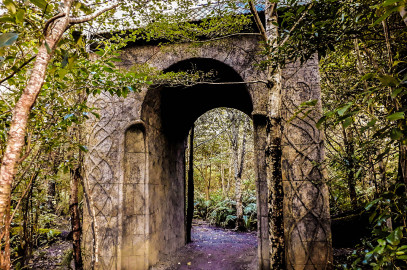 Kaitoke Regional Park: The Gate to Rivendell
