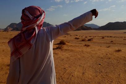 Wadi Rum, Jordan: Theeb