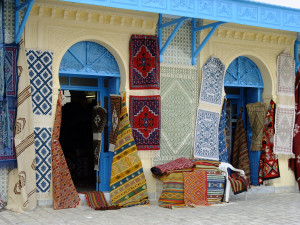 Kairouan, Tunisia: Raiders of the Lost Ark