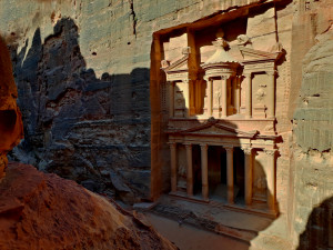 Petra, Jordan: Indiana Jones and The Last Crusade