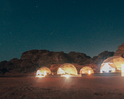 Spend a Night on Mars