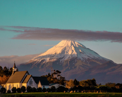 Taranaki - Realm of the Last Samurai