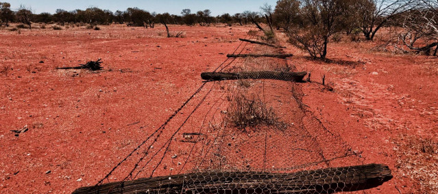 Following the Rabbit Proof Fence