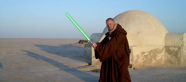 Pioneering Star Wars Tourism