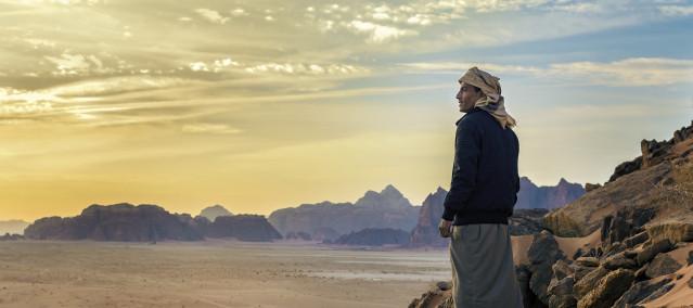 Huseen Salamah - Wadi Rum's Celebrity Bedouin