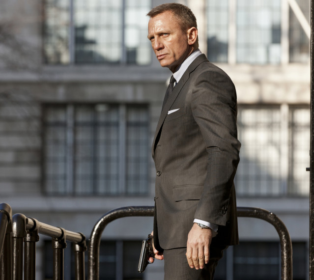 The World's Most Travelled Secret Agent