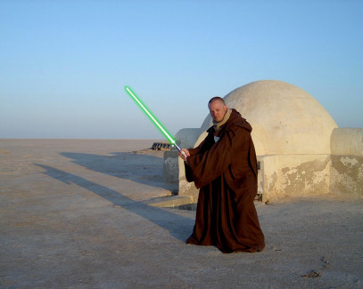 Pioneering Star Wars Tourism